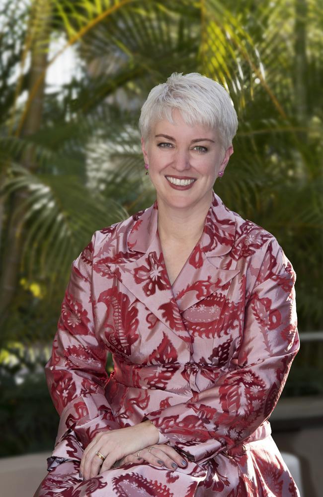 Cathie Reid.
