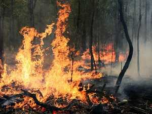 Firefighters contain blaze burning near Rockhampton