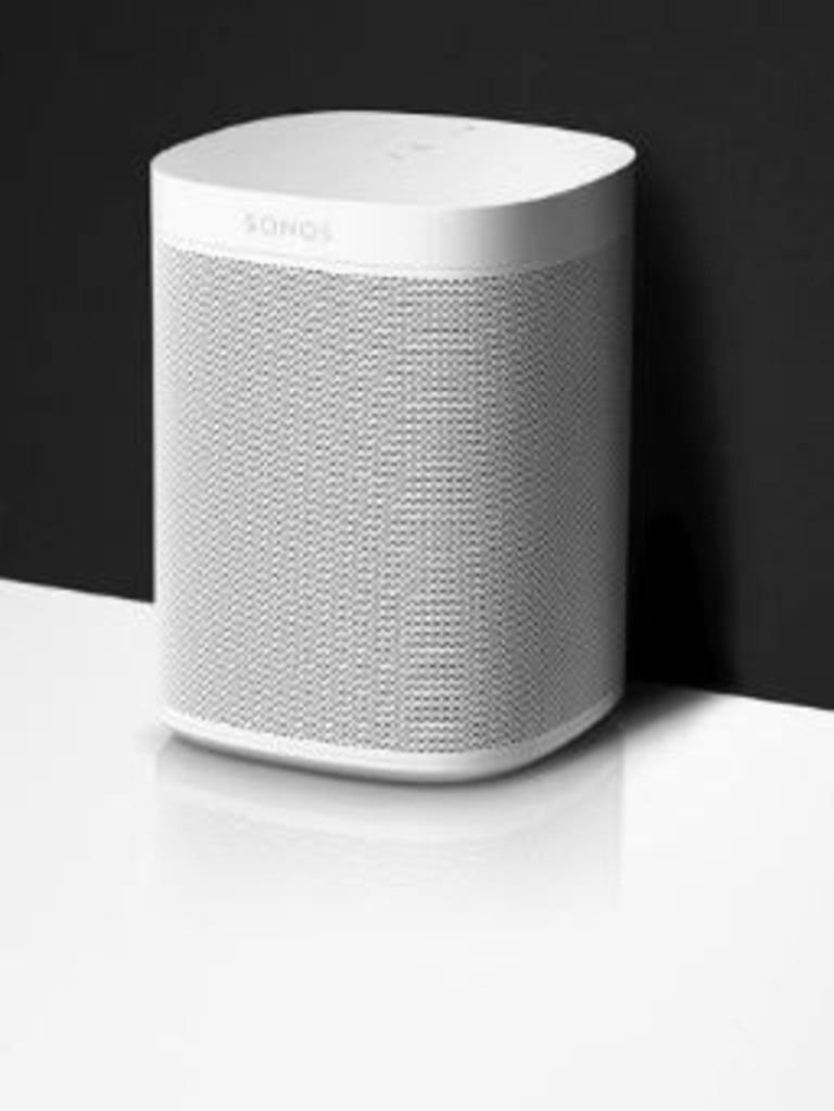 Sonos One speaker.