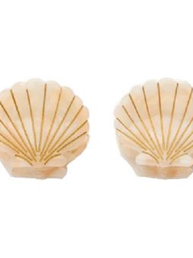 Valet Studio 'Ursula' shell clips.