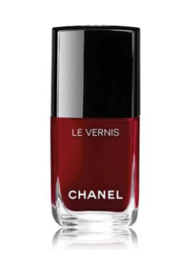 Chanel nail polish.