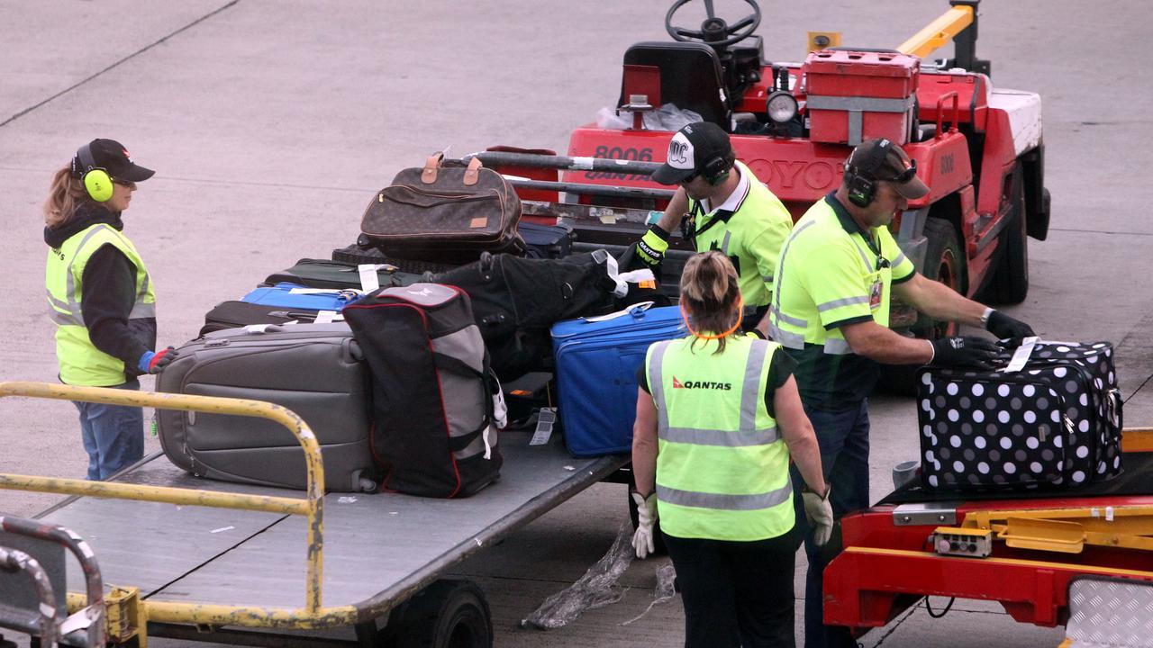 Baggage handling is fun!