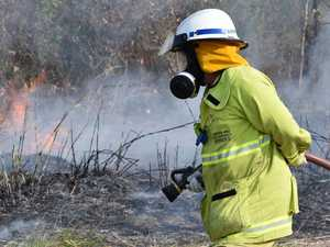 Dozers brought in to fight blaze at Midge Point