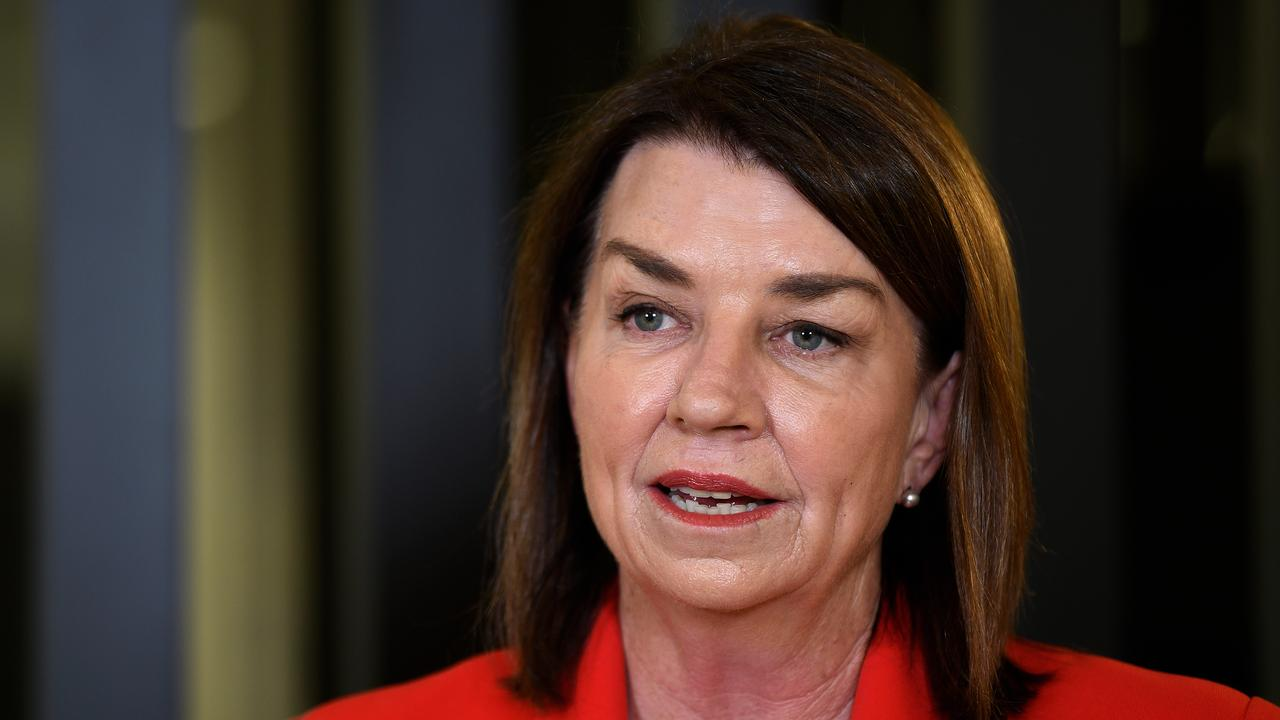 Australian Banking Association chief executive officer Anna Bligh said a majority of borrowers who took how a mortgage deferral have started repaying their loans again. (AAP Image/Bianca De Marchi)
