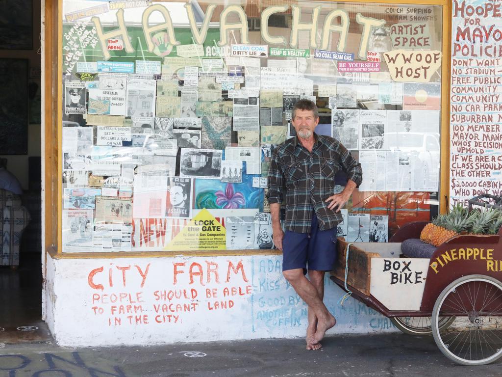 SYDNEY, AUSTRALIA - The Australian Newspaper NOVEMBER 23, 2020: Rockhampton Lord Mayoral Candidate Chris