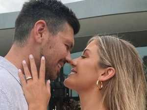 Bachelor star announces surprise engagement