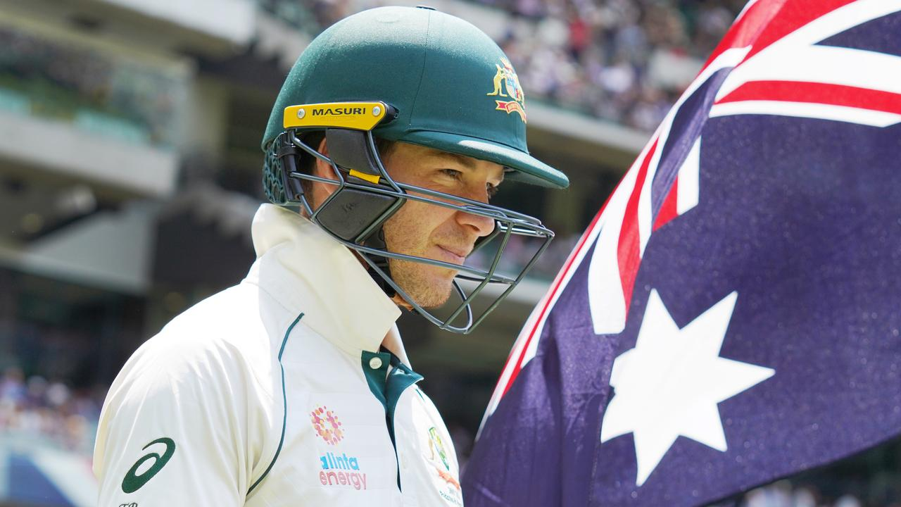Tim Paine has dragged Australian cricket out of a dark time. Picture: AAP