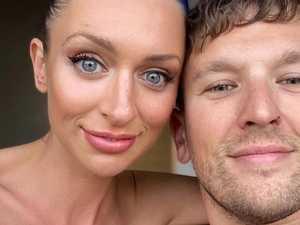 Alcott's girlfriend's candid sex claim