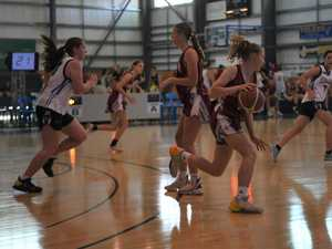 JUNIOR BASKETBALL: Bundy vs. Rocky U18 Girls at Hegvold