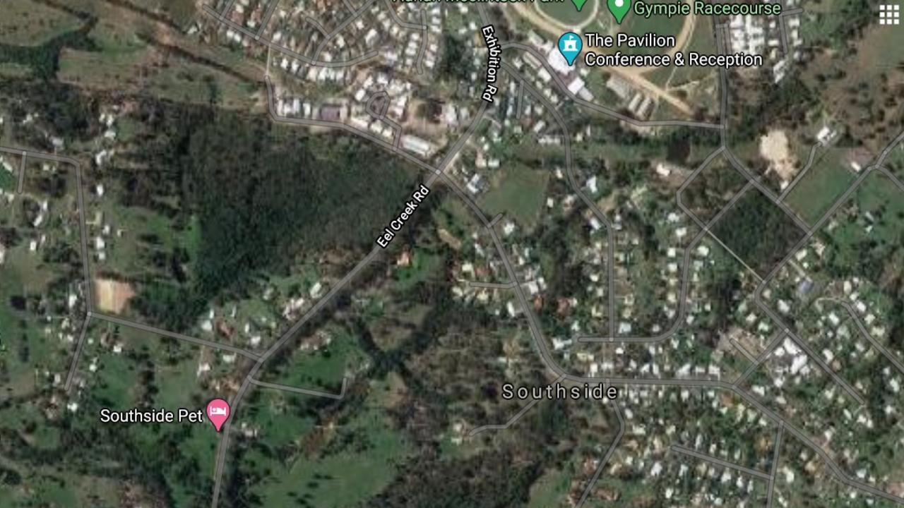 Southside and the beginning of Eel Creek Road, a designated growth corridor but also an area teeming with bushland and wildlife.