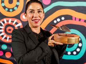 Award for increasing Indigenous participation in CQ mines