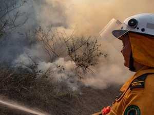 Roads closed on eighth day of Boyne Valley blaze