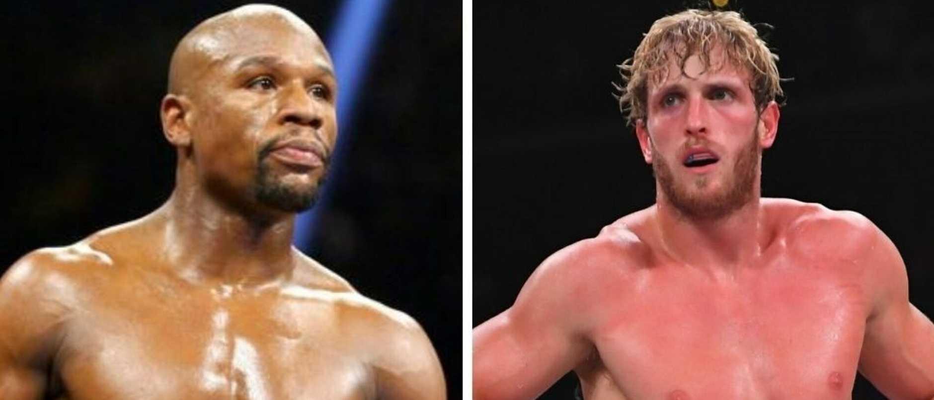 Floyd Mayweather announces fight against YouTube sensation Logan Paul