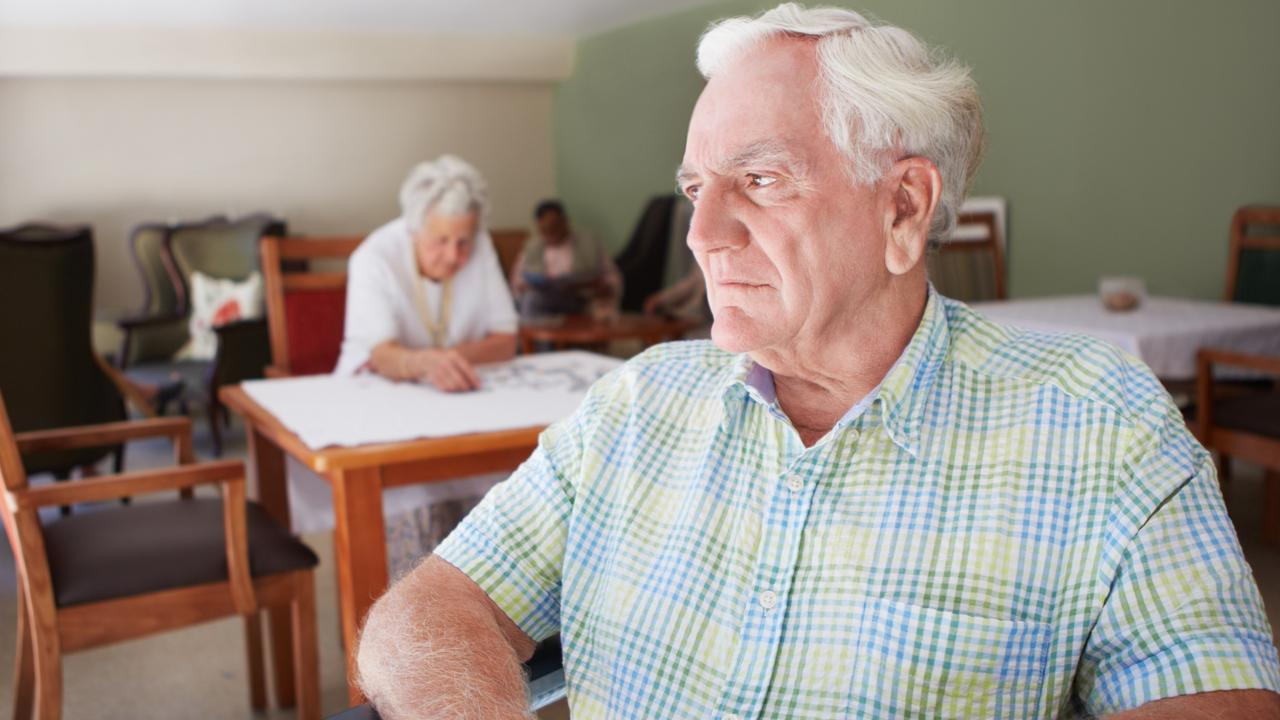 A growing number of elderly Australians have reported to feeling lonely and isolated in 2020. Picture: iStock