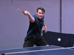 PHOTO GALLERY: Players in action at table tennis competition