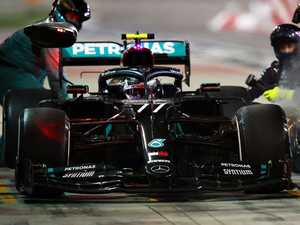 Heartbreak after colossal F1 calamity