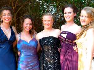Pacific Lutheran College 2012 formal