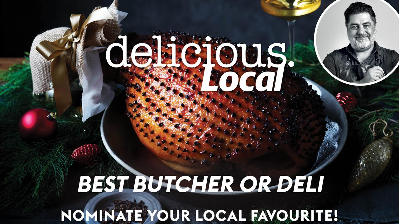 Matt Preston launches Delicious Local's Best Of: Butcher or Deli. Source: Supplied