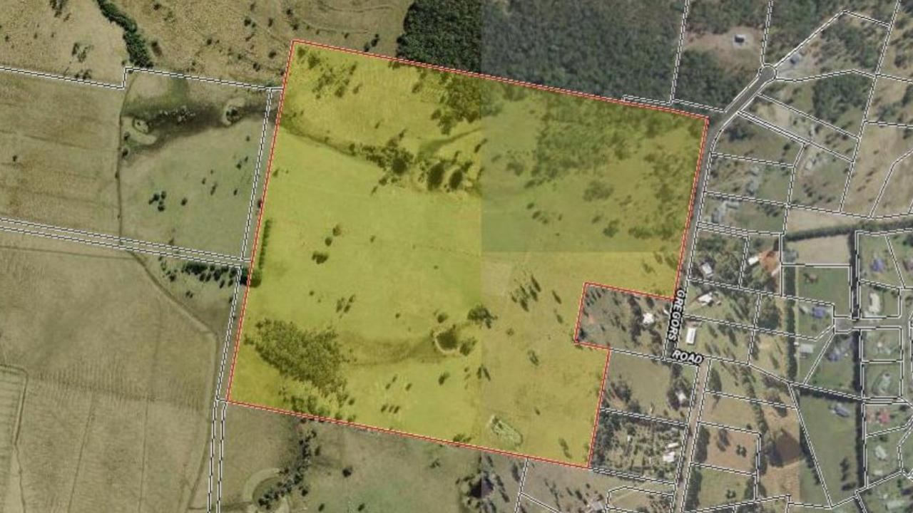 Plans are progressing to rezone land at Spring Grove, near Casino, for a rural residential subdivision.
