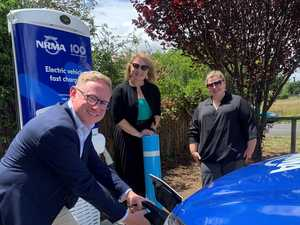 New electric initiative could jolt regional tourism