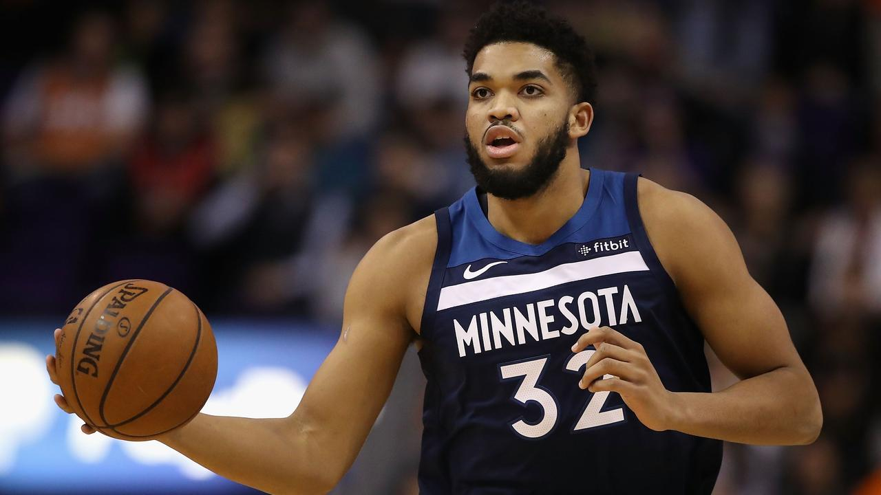 COVID-19 kills seven members of NBA star Karl-Anthony Towns' family