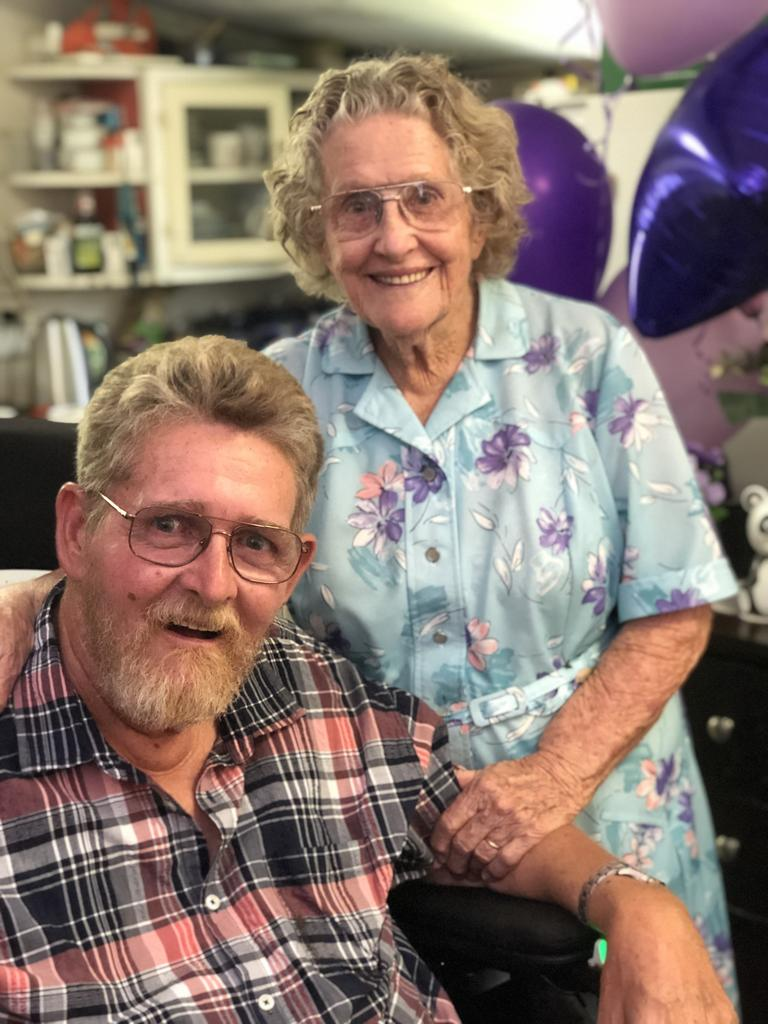 Fay and Gary Madden are in need of specialist disability accommodation on the Sunshine Coast.