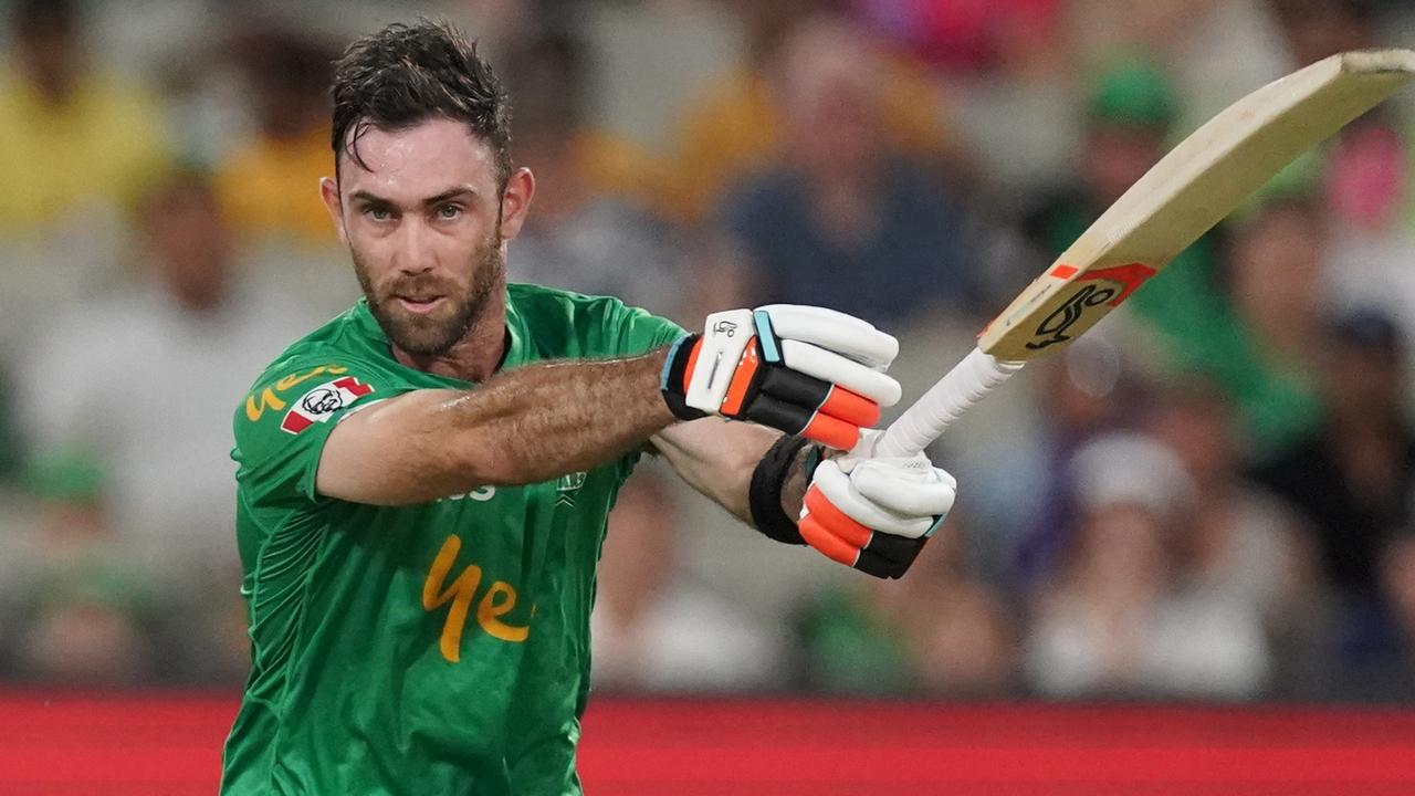 Can Glenn Maxwell and the Stars finally break through?