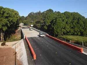 7 months and $2 million results in impressive 45m bridge