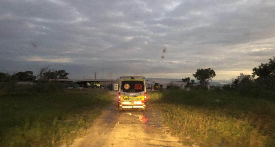 A man has died in a workplace accident on a farm south of Townsville. Picture: Shannen McDonald.