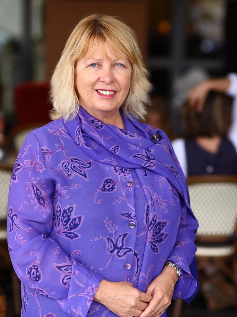 Former Coast councillor Anna Grosskreutz