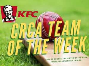 KFC Team of the Week - CRCA #8