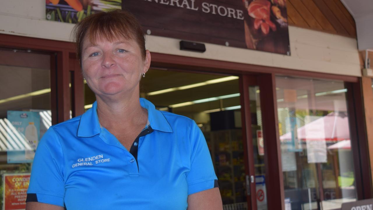 Glenden General Store owner Milissa Payne.