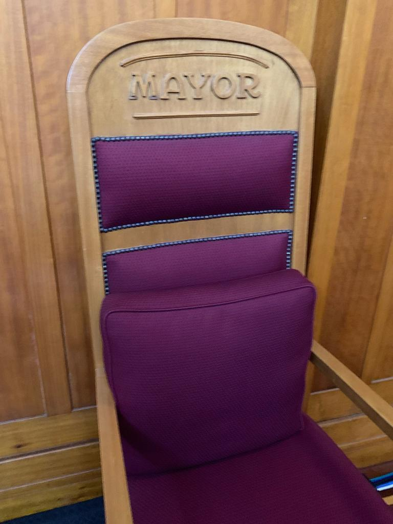 The mayoral chair has been vacant since Margaret Strelow tendered her resignation on November 9, 2020.