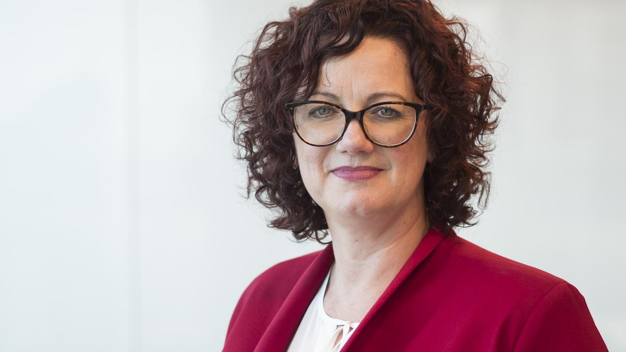 The Australian Institute of Superannuation Trustees chief executive officer Eva Scheerlinck said accessing super early should only be done as a last resort. Picture: Supplied.