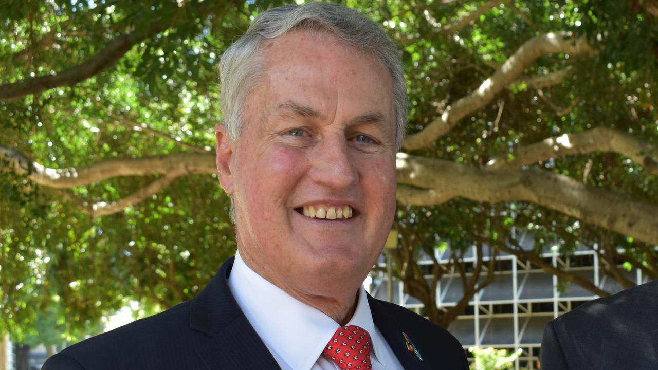 Mackay Mayor Greg Williamson has spoken out on issues surrounding Keswick Island.