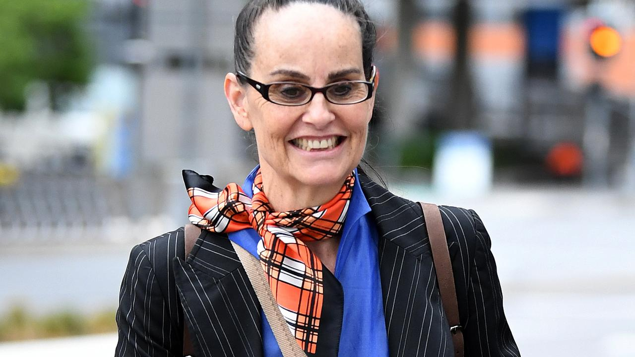 Former Logan City Council CEO Sharon Kelsey has been quizzed in court over a previous role which saw her given a $300,000 payout after resigning.