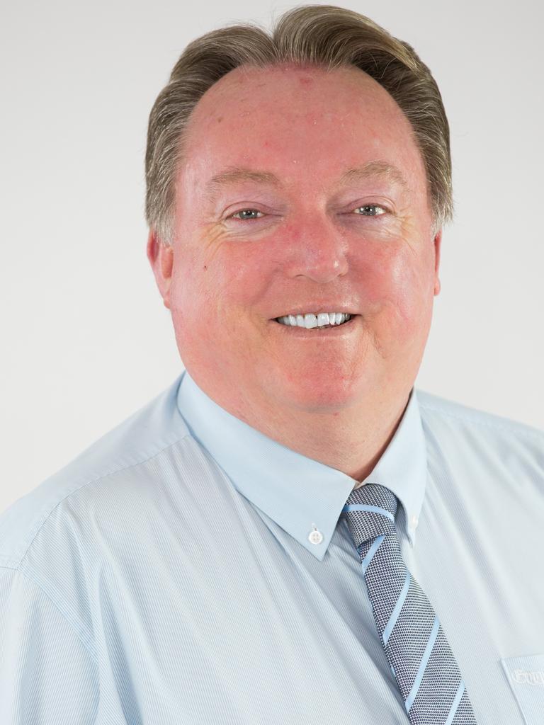 Former Noosa MP turned consultant Glen Elmes.