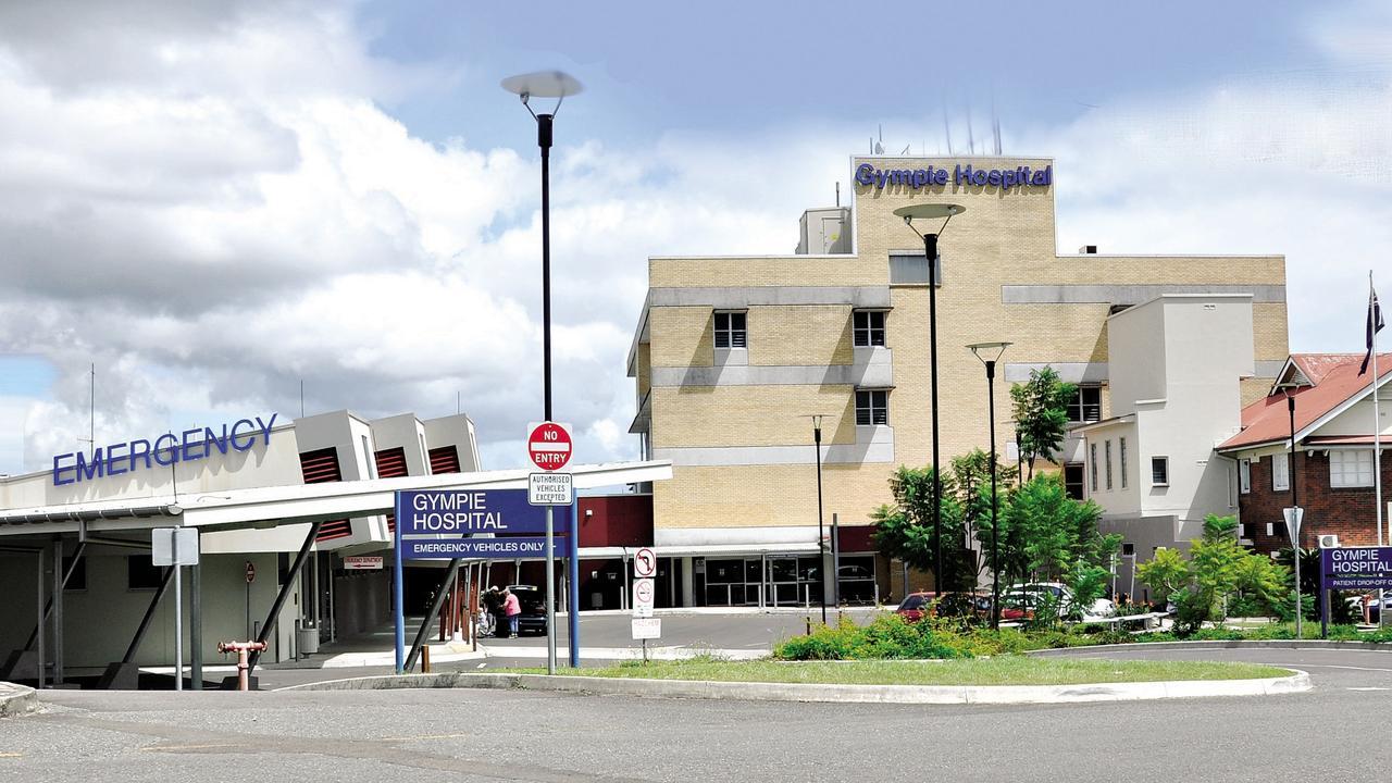 Gympie Hospital.