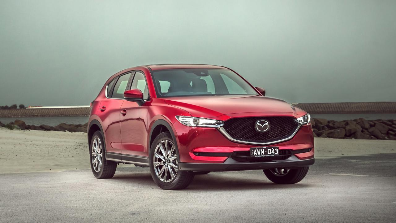 Big changes coming for new Mazda CX-5: report