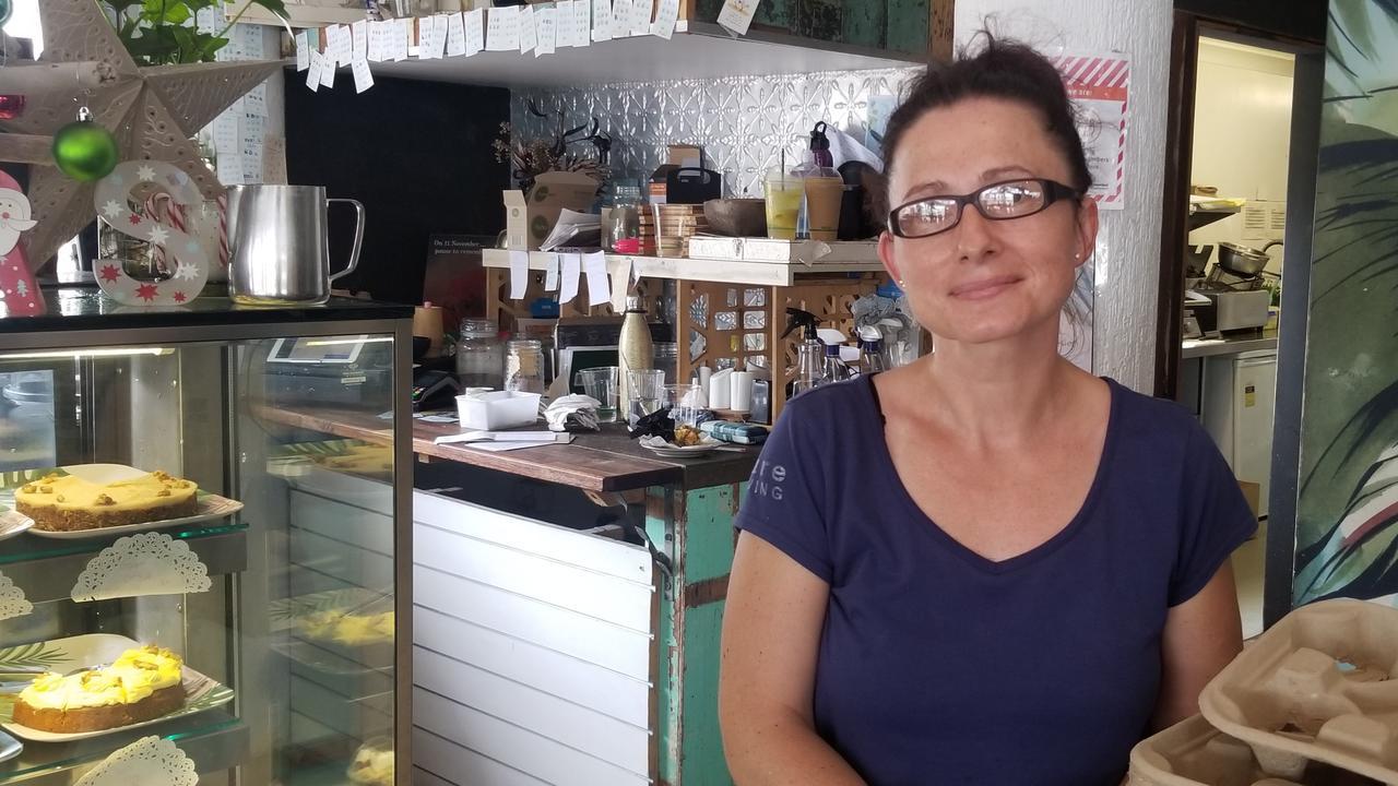 Lure owner Cindy Durbridge.