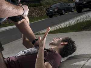 Man knocked off feet in brazen daylight CBD assault