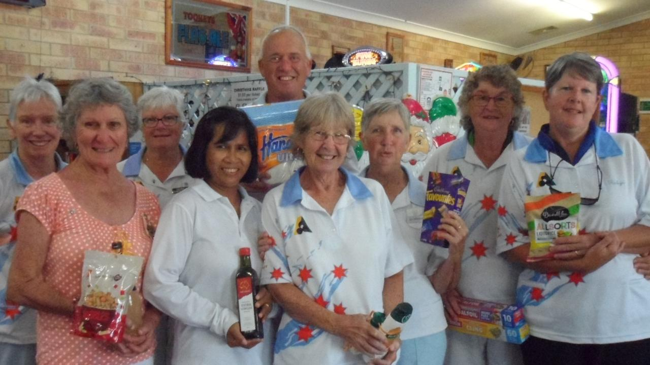 Thursday winners at Cooloola Bowls