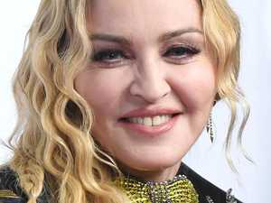 Madonna gets first tattoo at 62