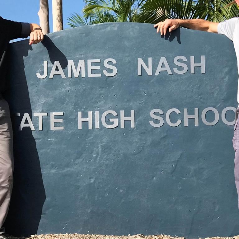 In Gympie, Gympie High issued the most suspensions, with 1611, followed by James Nash High which issued 1446 suspensions over the five years from 2015-2019.