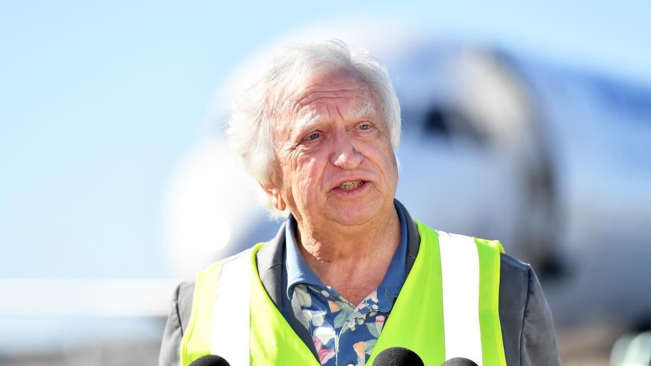 Steve Padgett is launching Sunshine Coast Scenic Flights. Photo Patrick Woods / Sunshine Coast Daily.