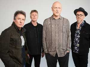 Midnight Oil go ahead with shows after tragic death
