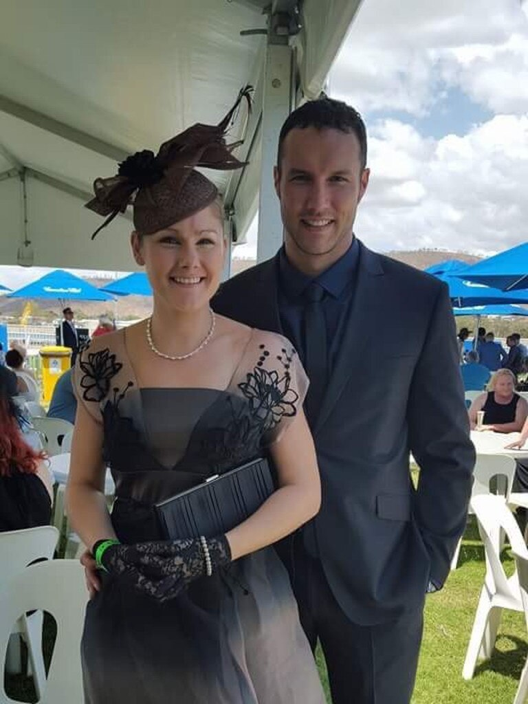 Corinne Henderson, 32, was allegedly murdered on September 26, 2015, the day she went to the Townsville Cup with her boyfriend Dwayne Wickham. Her accused murderer broke into her home after he saw a picture of the pair together.
