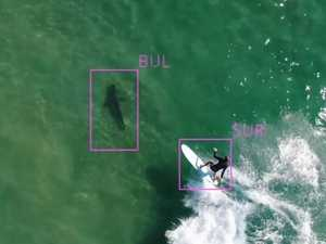 WATCH: Incredible drone tech to combat shark attacks