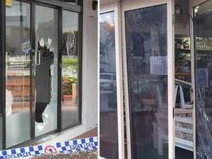 Another destructive crime spree impacts Yeppoon businesses