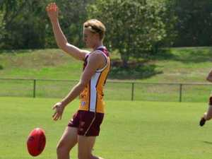 Rangy Roos teen in line for AFL draft pick